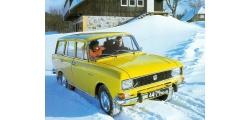 Москвич 2136 1976-1981