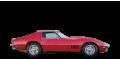 Chevrolet Corvette Sports Coupe - лого