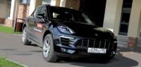 Тест-драйв Porsche Macan: тигр в прыжке