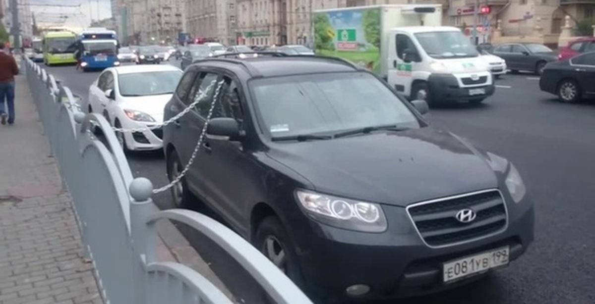 Авто на привязи фото