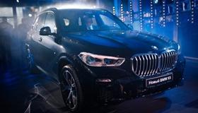 Долгожданная премьера BMW X5: единство силы и элегантности