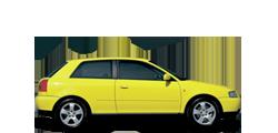 Audi A3 купе 1996-2003
