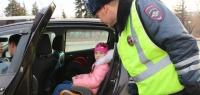 Дети просят нижегородцев соблюдать правила безопасной перевозки детей в авто