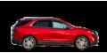 Chevrolet Equinox  - лого