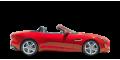 Jaguar F-Type кабриолет - лого