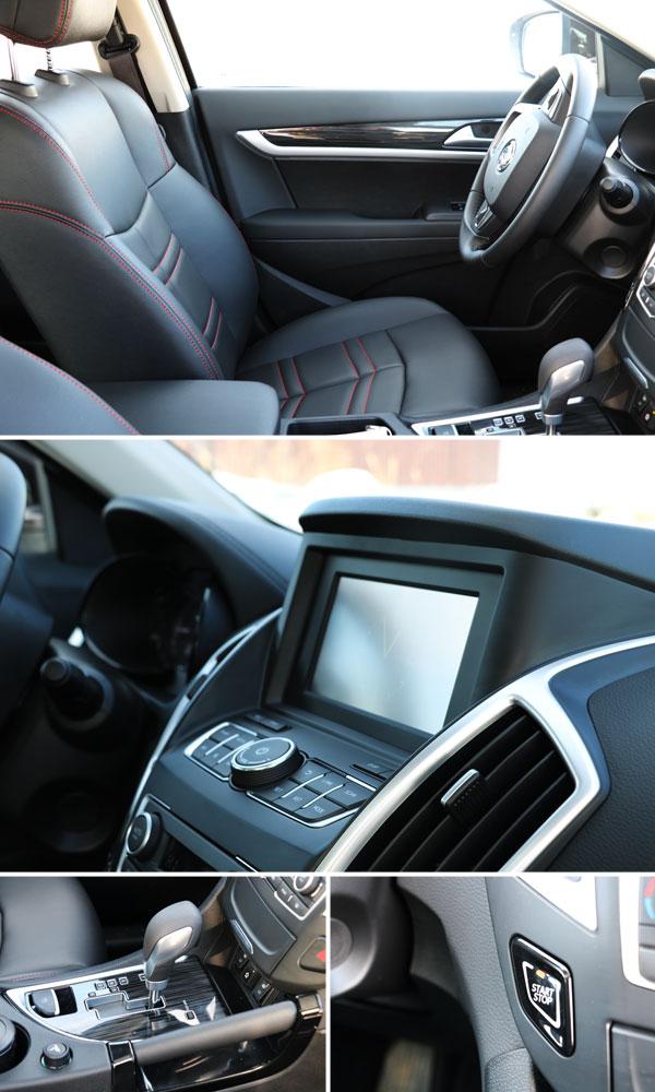 Lifan X60 интерьер фото