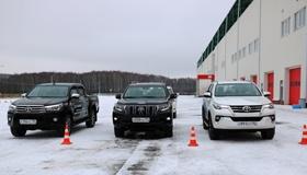 Land Cruiser's Land 2017: всероссийский тест-драйв внедорожников Toyota