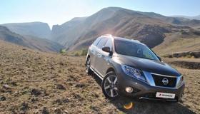 Nissan Pathfinder: Следопыт переселяется в город
