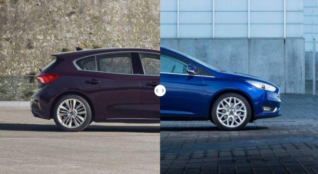 Новый Форд Focus представлен официально