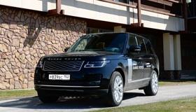 Тест-драйв обновленного Range Rover: король среди внедорожников