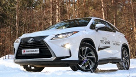 Lexus RX: Только выигрывать