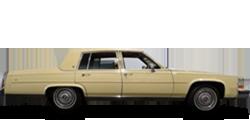 Cadillac Brougham 1987-1992