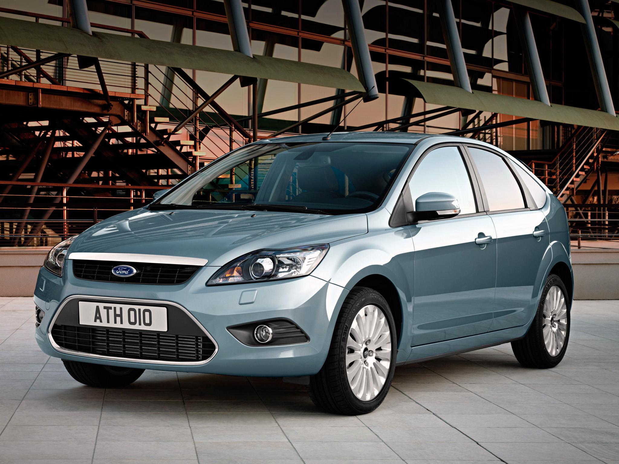 низкий расход Ford Focus