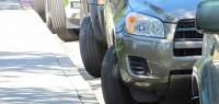 Так ли опасно парковать авто с вывернутыми в сторону колёсами?