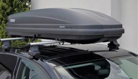 ГИБДД разъяснило позицию относительно штрафов за багажник на крыше