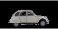 Citroen 2 CV Хэтчбек - лого
