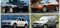 4 автомобиля, которые заставят окружающих вам завидовать