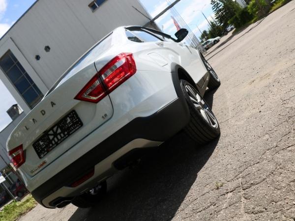 LADA (ВАЗ) Vesta Cross седан фото