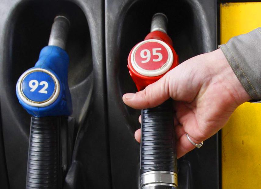 Разный бензин
